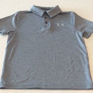 Youth Small Under Armour polo